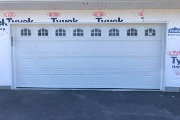 Installed the Wayne Dalton 8300 Garage Doors in Green Lane PA 2